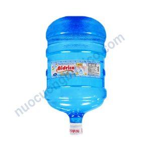 Nước Bidrico 19 lít bình úp