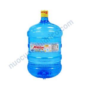 Nước Bidrico 19 lít bình có vòi