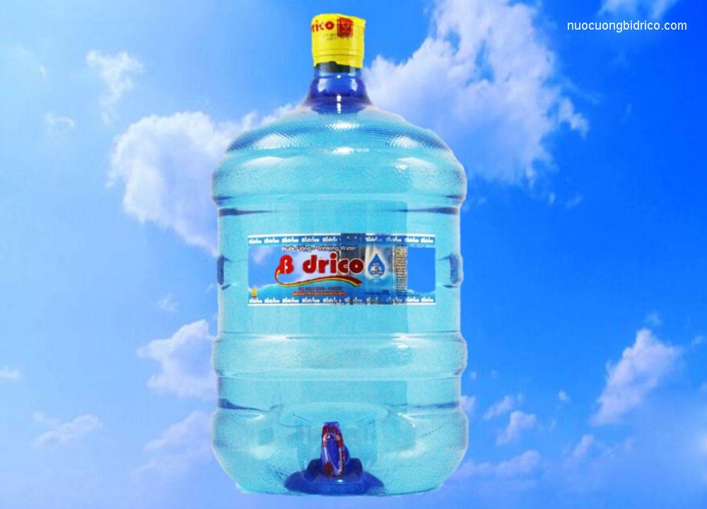 Đại lý nước tinh khiết Bidrico Quận 3