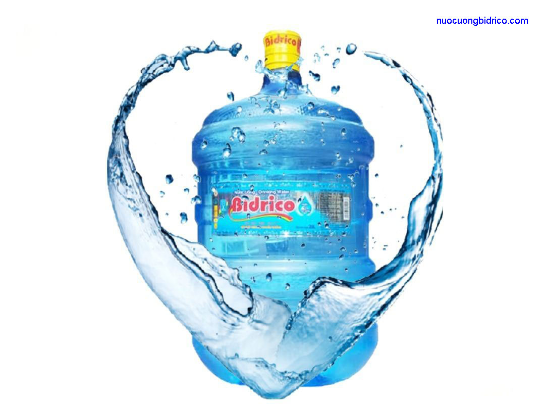 Đại lý nước tinh khiết Bidrico Quận 9