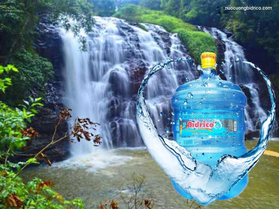 Đại lý nước tinh khiết Bidrico Quận 8