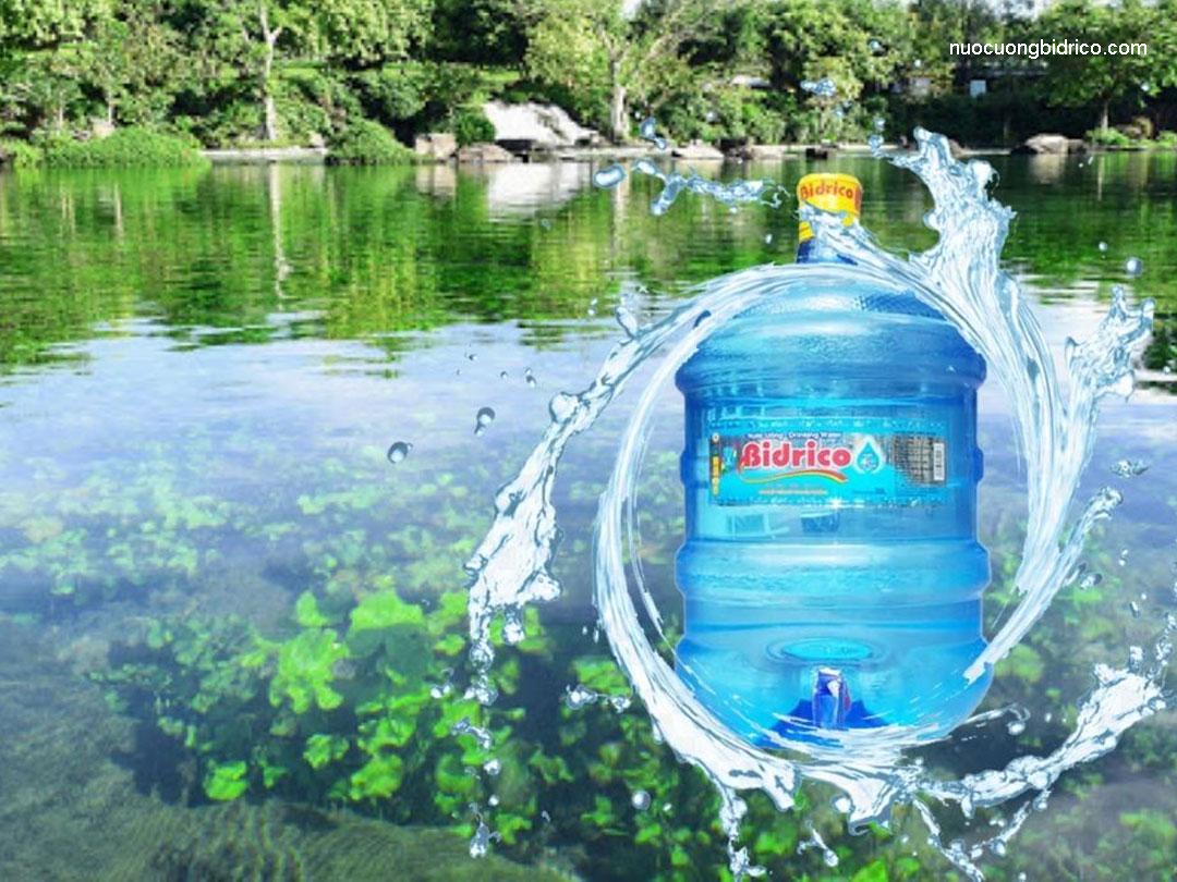 Đại lý nước tinh khiết Bidrico Quận Bình Thạnh
