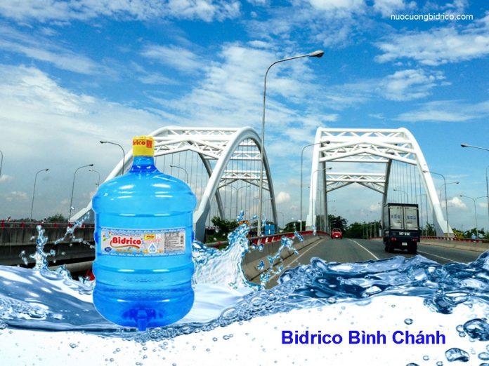 Đại lý nước tinh khiết Bidrico Huyện Bình Chánh