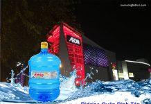 Đại lý nước tinh khiết Bidrico Quận Bình Tân