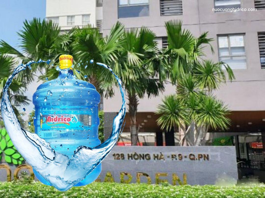Đại lý nước tinh khiết Bidrico Quận Phú Nhuận