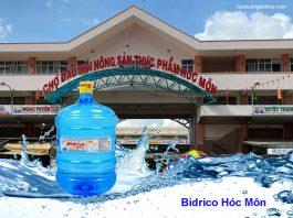 Đại lý nước tinh khiết Bidrico Huyện Hóc Môn