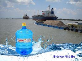 Đại lý nước tinh khiết Bidrico Huyện Nhà Bè