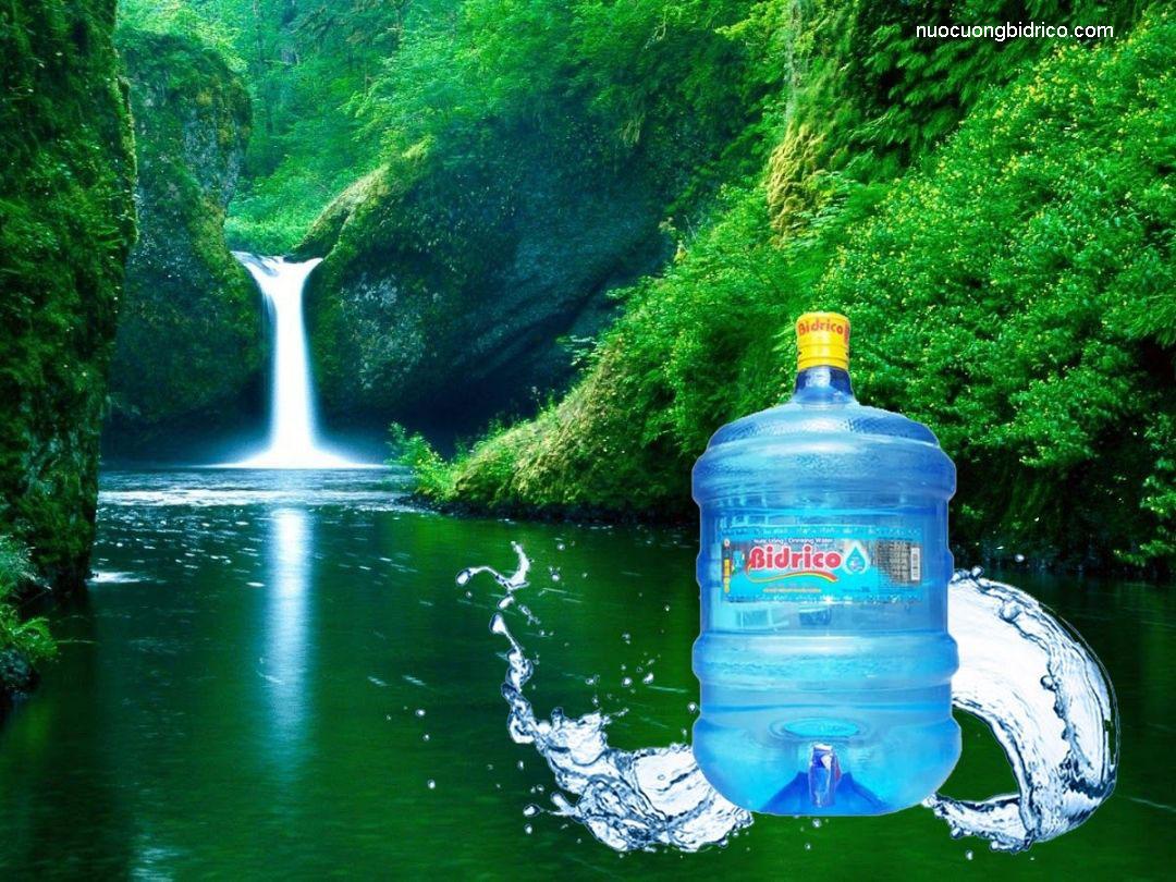 Đại lý nước tinh khiết Bidrico Quận Tân Phú