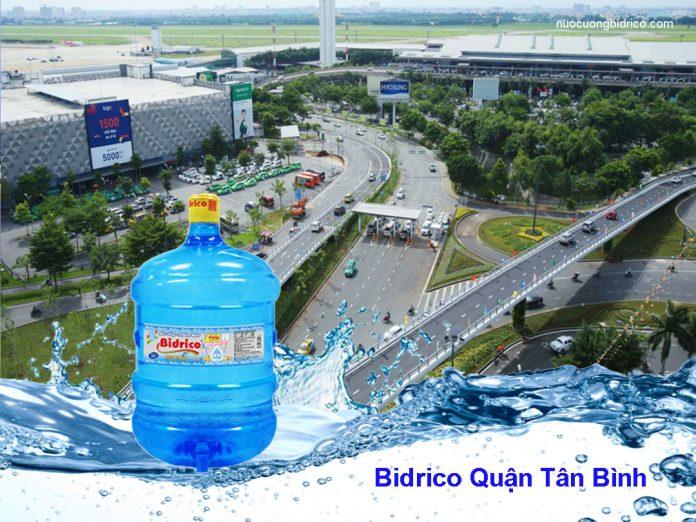 Đại lý nước tinh khiết Bidrico Quận Tân Bình
