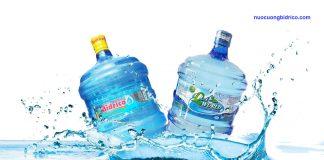 Khác biệt giữa nước tinh khiết Bidrico và Aqua World là gì?