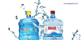 Nước tinh khiết Bidrico và Biwase khác nhau như thế nào?