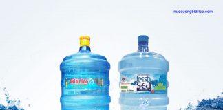 Nước tinh khiết Bidrico và Fresh Sea khác nhau như thế nào?