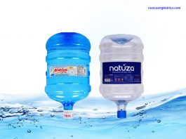 Nên chọn mua nước tinh khiết Bidrico hay Natuza?