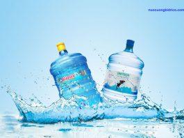 Nên chọn mua nước tinh khiết Bidrico hay Unitech?