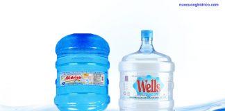 Khác biệt giữa nước tinh khiết Bidrico và Wells là gì?