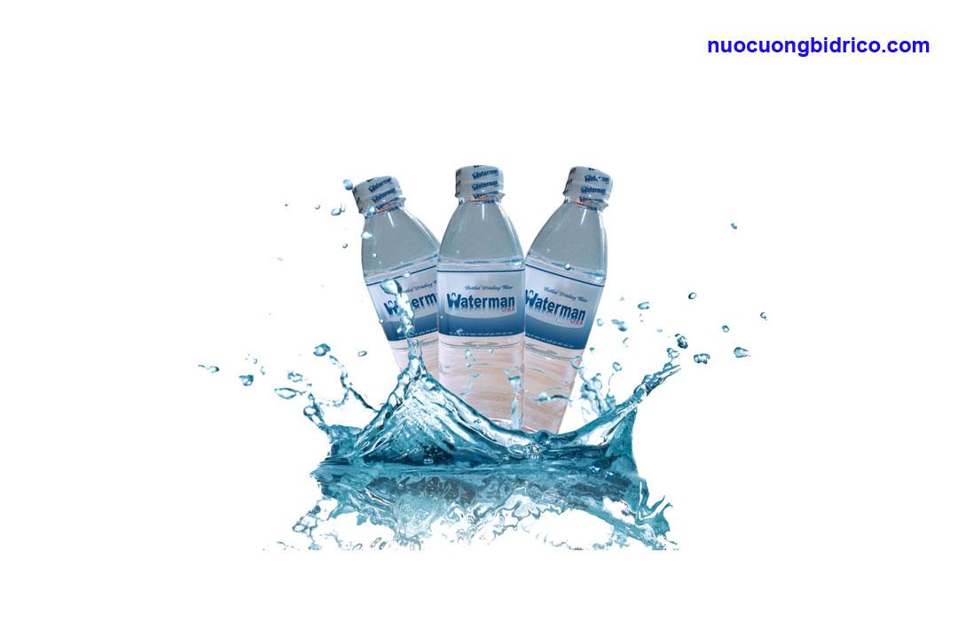 Nên chọn mua nước tinh khiết Bidrico hay Waterman?