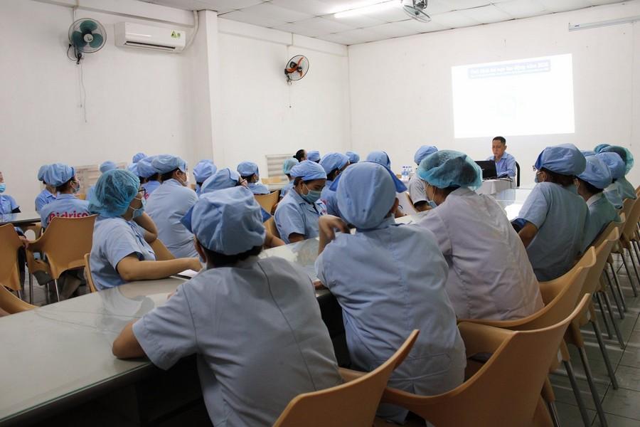 Đào tạo an toàn lao động tại Bidrico